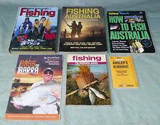 Bulk Lot FISHING How to Catch Fish in Australia QLD Bait Catching Identifying