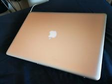 "✅ Apple MacBook Pro 17"" metà del 2010 i5 2,53ghz 8gb di RAM 512gb SSD-TOP!"