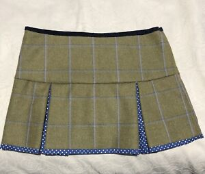 Timothy Foxx Tweed Skirt Size 10
