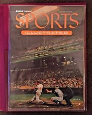 Pristine Mint 1954 Sports Illustrated Issue #1 - ORIGINAL / NOT A RE-PRINT