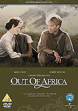 Out Of Africa (DVD, 2011)