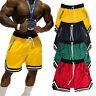 Pantaloncini da allenamento sportivo da uomo, pantaloncini sportivi da palestra