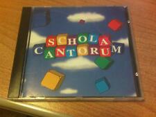 CD SCHOLA CANTORUM ITALIANA RCA 74321-29542-2 ITALY PS 1996
