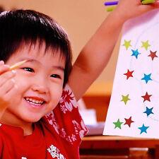 880Pcs Star Shape Stickers For School Children Teacher Reward DIY Craft cool  FC