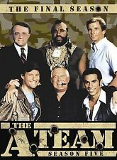 The A-Team ~ Complete 5th Fifth Season 5 Five ~ BRAND NEW DVD SET SEALED
