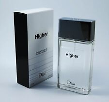 DIOR HIGHER 100ml EDT Eau de Toilette Spray NUOVO