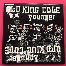 """Old King Cole Younger / Atlas Sound split 10"""" black lips Deerhunter indie garage"""
