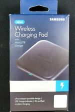 SAMSUNG EP-PG905IBEGUS MINI QI Wireless Charging Pad For Galaxy S6/S7, Note 5