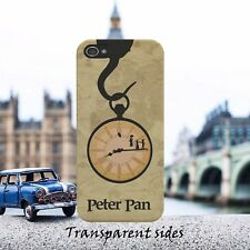 Peter Pan Clock Phone Case Cover For iPhone, Samsung, Huawei, Google, Nokia
