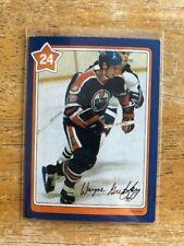 1982-83 Neilson's Gretzky #24 Pass Receiving