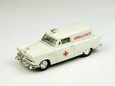 Classic Metal Works HO Scale '53 Ford Courier Sedan Delivery Ambulance #30295