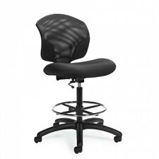 Global Model 1924-6 Low Back, Armless, Task Drafting Chair
