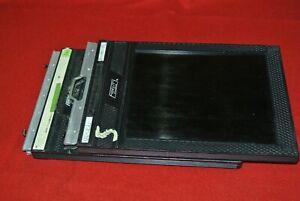 4X5 Fidelity Custom/ Elite CutSheet Film Holder, Plastic Set of 2 Lite Weight