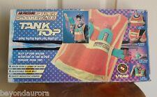Vintage 1992 Super Soaker 200 Adjustable Retro Neon Child's Tank Top Vest