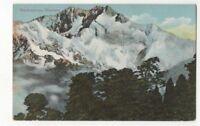 Kinchunjunga Himalayas India Vintage Postcard  US126