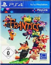 Frantics PLAYLINK - PlayStation 4 / PS4 - NEU & OVP - Deutsche Version