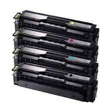 4PK Toner for Samsung CLP-415nw CLX-4195fw Printer CLT-K504S CLT-C504S CLT-M504S