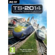 Train Simulator 2014 Game PC 100% Brand New