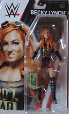 WWE Basic Series 82 becky lynch The Man & money in the Bank Case neu /ovp selten