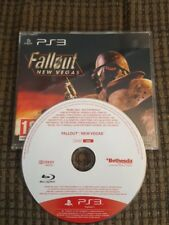 Sony Playstation 3 Bethesda Fallout New Vegas Not for Resale Promo Copy Rare