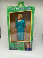 "Golden Girls 8"" inch Clothed Action Figure Rose Nylund (Betty White) Doll NECA"