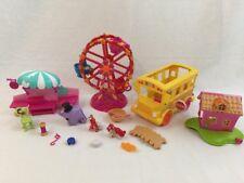 Mini Lalaloopsy Toys Lot Bus Ferris Wheel Mittens Spot Pony Elephant & More!