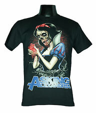 Asking Alexandria Medium Size M New! T-Shirt (The Black) 1538