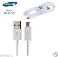 CABLE ORIGINAL ECB-DU4AWE DATOS Y CARGA  MICRO USB SAMSUNG GALAXY S3 S4