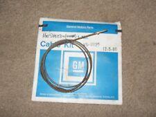 NOS HOLDEN HQ INNER SPEEDO Cable