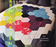 Grandmother's Modern Garden - pieced quilt PATTERN - Sherri Noel Design