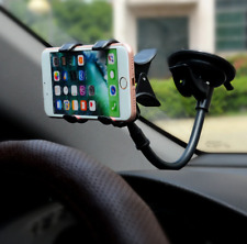 Phone Holder Universal Car Crouch Dashboard Suction Cup 360 Degree Mount Stand
