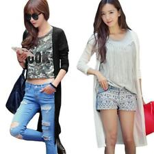 Unbranded Cotton Plus Size Coats, Jackets & Waistcoats for Women