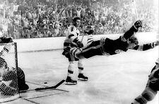 Bobby Orr The Flying Goal Poster Art Photo Hockey Greats Poster Art Photo 12x18