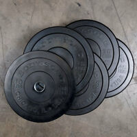 Body-Solid Chicago Extreme Bumper Plates - Commercial Weight Equipment- SINGLES