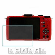 2PC Premium camera Tempered Glass Screen Protector Film For Pentax Q10