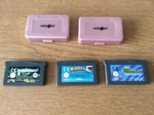 3 X Game Boy Games VGC WITH 2 Cases