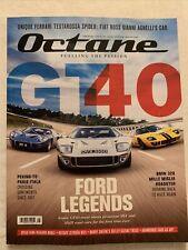 OCTANE Magazine Issue 206 Aug 2020 FORD LEGENDS Ferrari Testarossa Spider NEW!