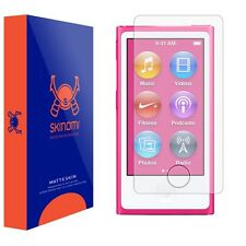 Skinomi (MATTE) Screen Protector Film (2-Pak) for Apple iPod Nano 7th
