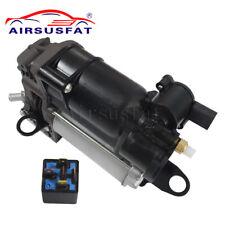 Air Suspension Compressor Pump For Mercedes W166 X166 1663200104 2013-2018