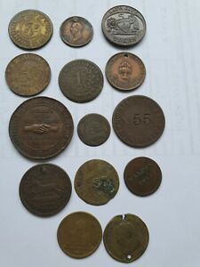 Collection Of Old Unknown Tokens 14.