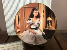 Gone With The Wind Collector Plate - Nap Time - 1993