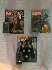 Eaglemoss Iron Fist Yellow Jacket Wasp Nova Classic Marvel Figurine Mag
