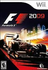 F1 2009 GameStop Exclusive (Nintendo Wii) Game Disc Only 100% Guaranteed Working