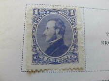 Honduras 1878 1c fine mh* stamp A11P11F1