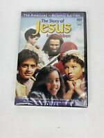 Story Of Jesus For Children DVD  8 Languages Film Kids Bible NEW Testament
