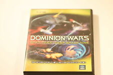 Star Trek Dominion Wars Deep Space Nine PC Game CD-ROM Win 95/98/2000/ME 2001