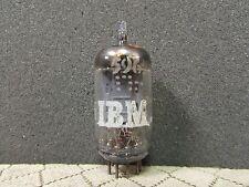 5965 GE VACUUM TUBE MADE FOR IBM 1957 DATED 12AT7 ECC81 12AV7 SUBSTITUTE