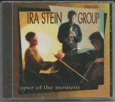 "IRA STEIN GROUP ""Spur of the Moment""  CD 1994 Narada - NEU & OVP"