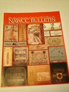 [#677] NAWCC Bulletin #383 Dec 2009 Vol 51  Clock & Watch Glasses, Japanese clks