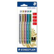 Staedtler Metallic Marker Set Of 5